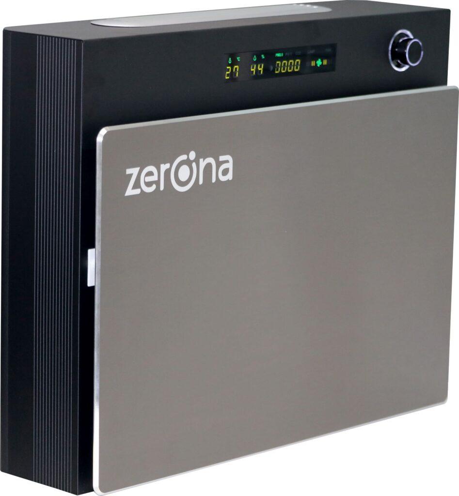 空間除菌機 ~zerona~ «光触媒»